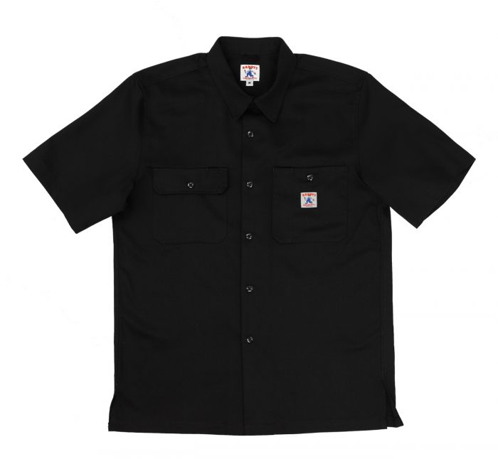 Short-Sleeve Utility Shirt