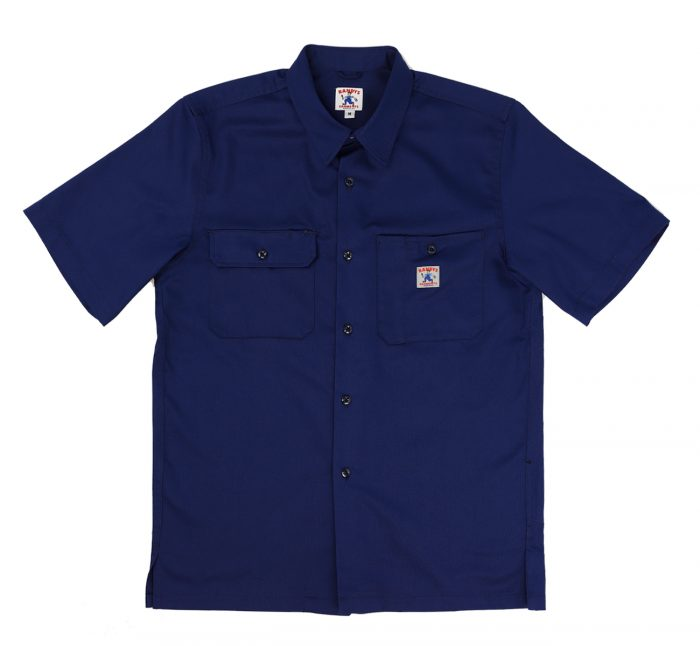 Short-Sleeve Utility Shirt