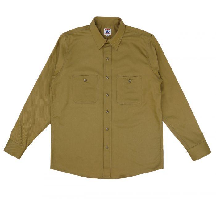 3-Pocket Work Shirt