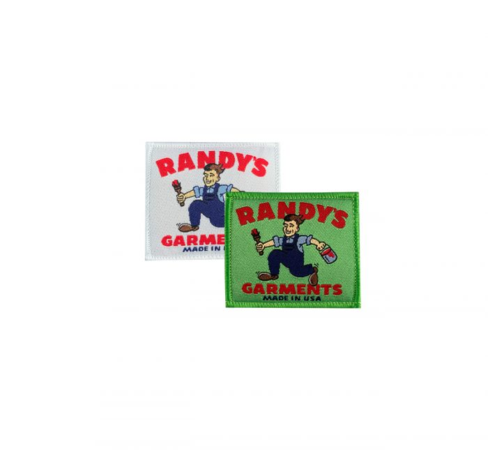 Randy's Logo Sew-on Patches